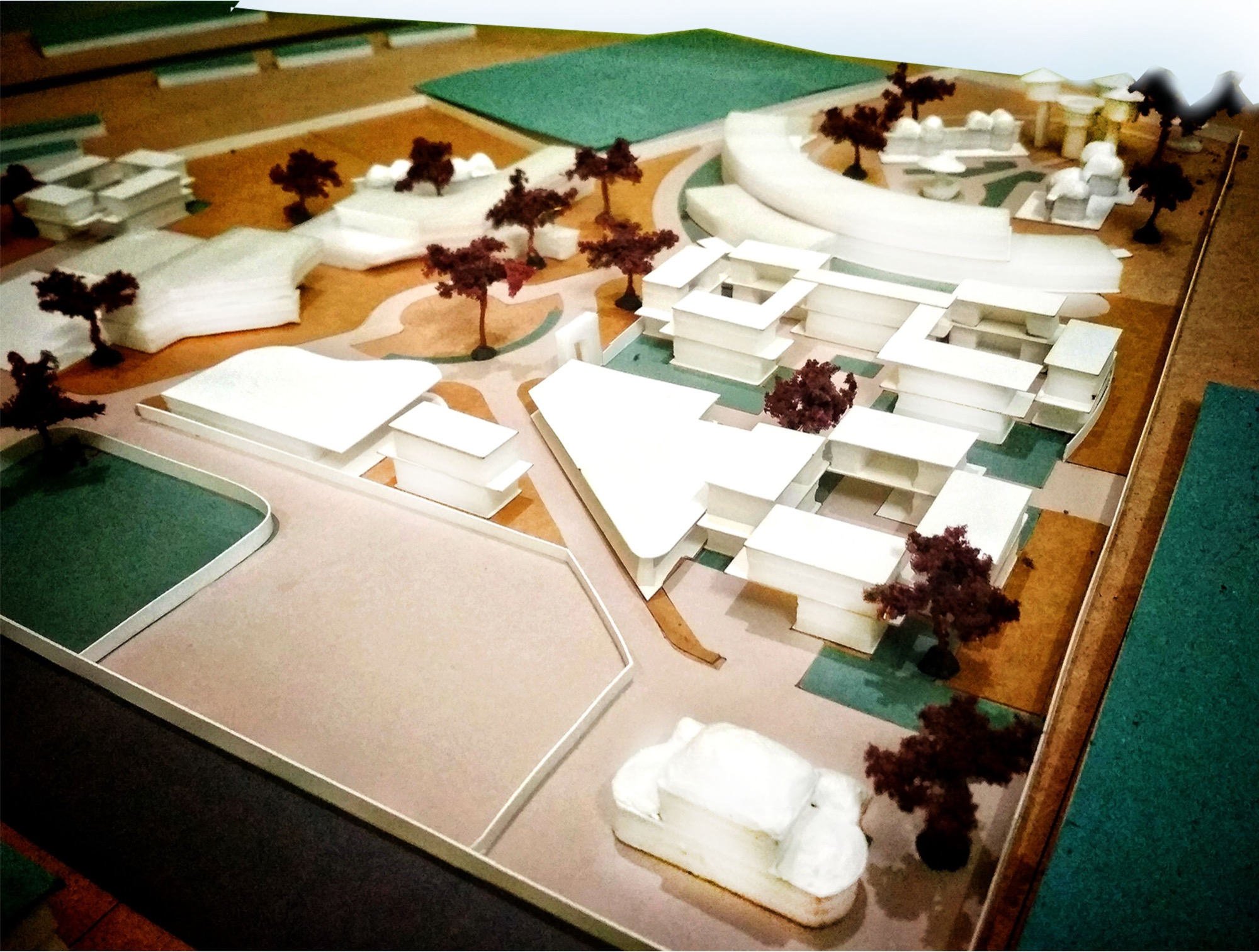 B.Arch Thesis: One Stop Crisis Centre at Pune, by Mehzabeen Sayyed, Allana College of Architecture 23