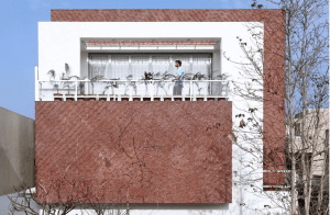 Manoj Patel Design Studio - Brick House at Vadodara
