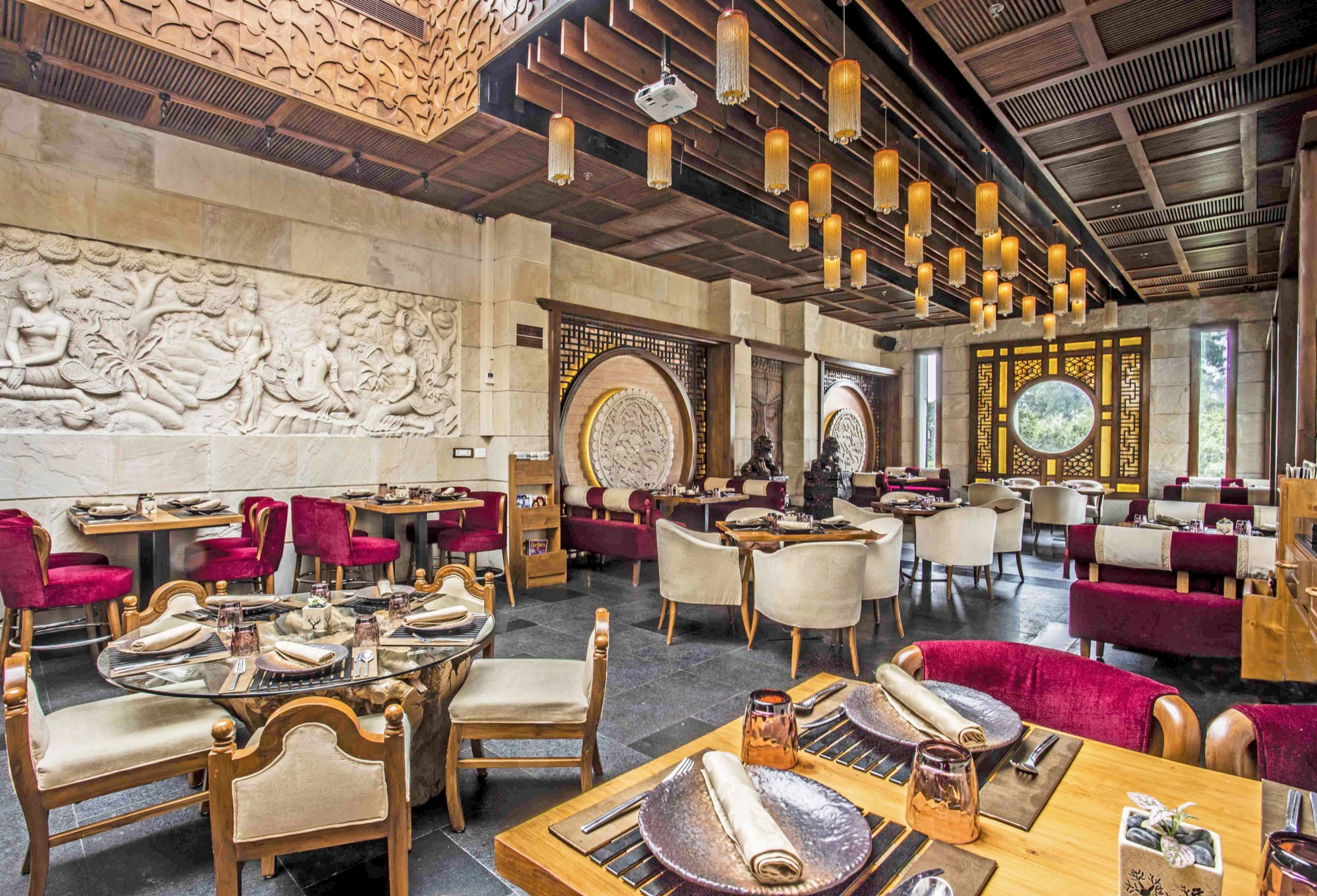 Best of Asia Village Restaurant - Aspire Designs
