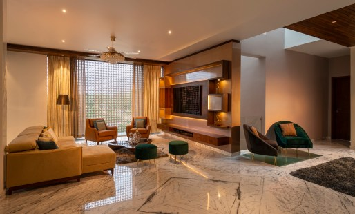 Hues Of Copper - Family room2