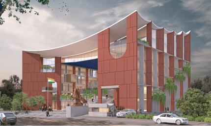 Satara Compeition, S+Ps Architects, Pinkish Shah