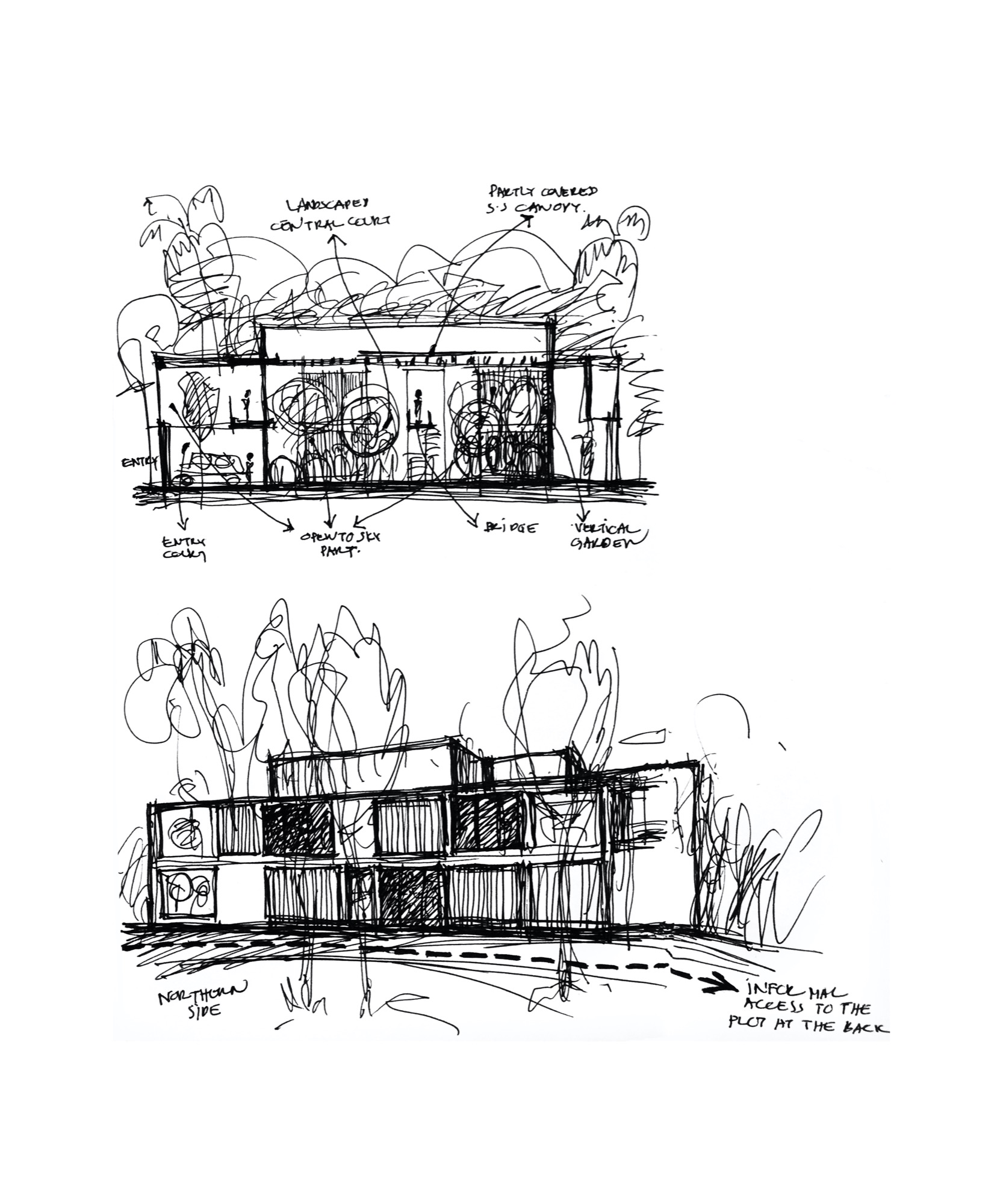 Regimented House at Kerala, by LIJO.RENY.architects 10