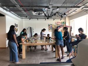 India Printmaker House at ArtBuzz Studio