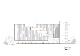 FINAL SECTIONS AND ELEVATIONS