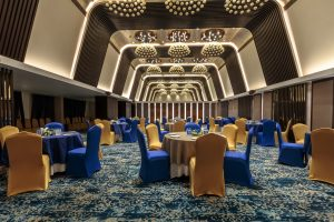 WOW HOTEL, at Indore, Madhya Pardesh, by Designers Group