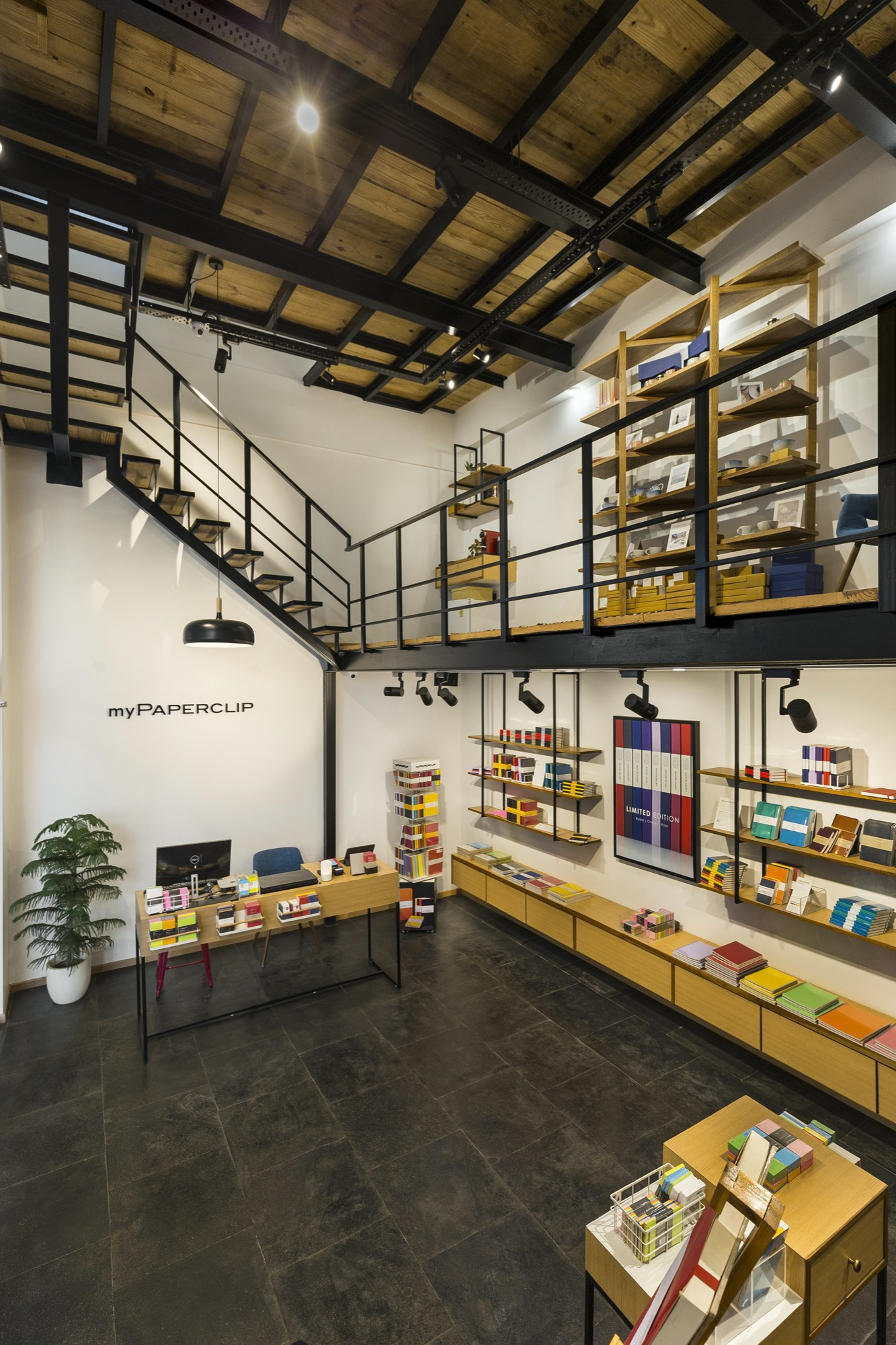 Mypaperclip Flagship Store – Stationery Experience Center at Gurgaon, by Sync Design Studio 9