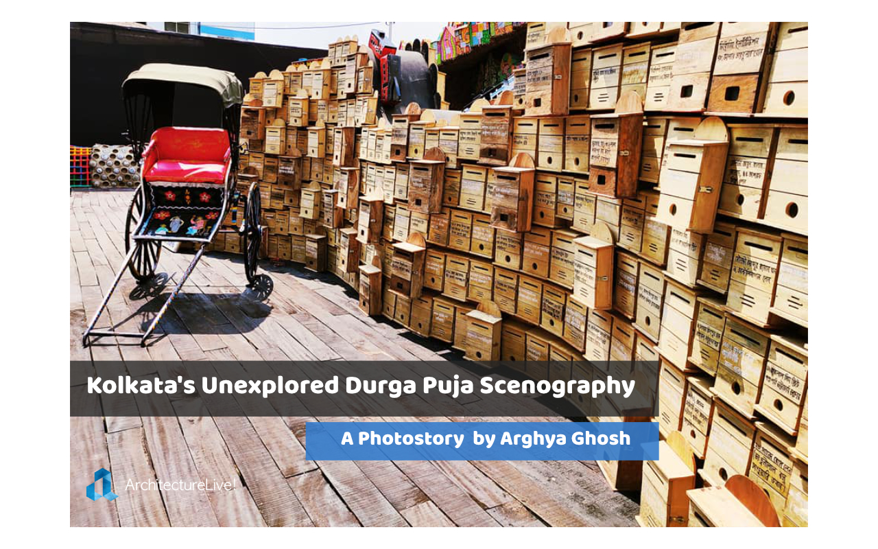 Puja Pandal Photostory by Arghya Ghosh