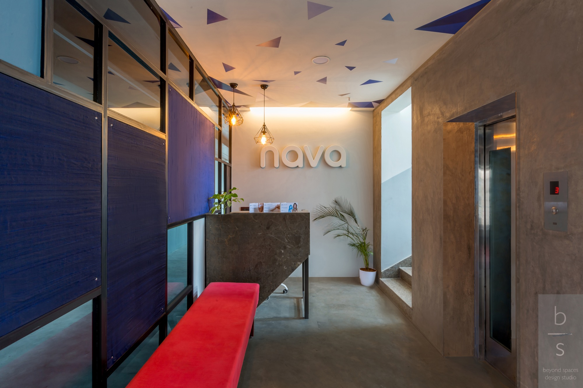 Nava Clinic at Hyderabad, An Earthy Oasis of Wellness, designed by Beyond Spaces Design Studio 3