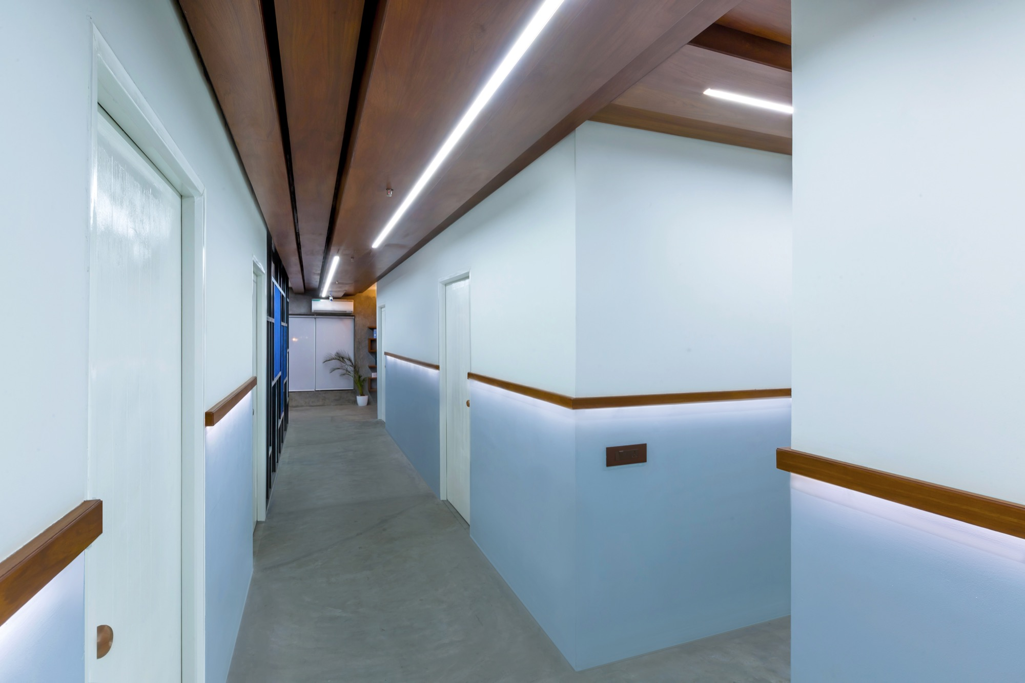 Nava Clinic at Hyderabad, An Earthy Oasis of Wellness, designed by Beyond Spaces Design Studio 30