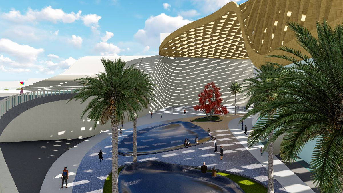 B.Arch Thesis : URBAN ENTERTAINMENT CENTRE, at Noida by KUNAL LUTHRA 29