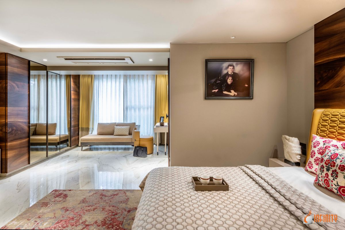An Inside Look of a Neo-Classical Infinity Design, at Pune, Maharashtra, by Infinity Architects and Interior Designers 30