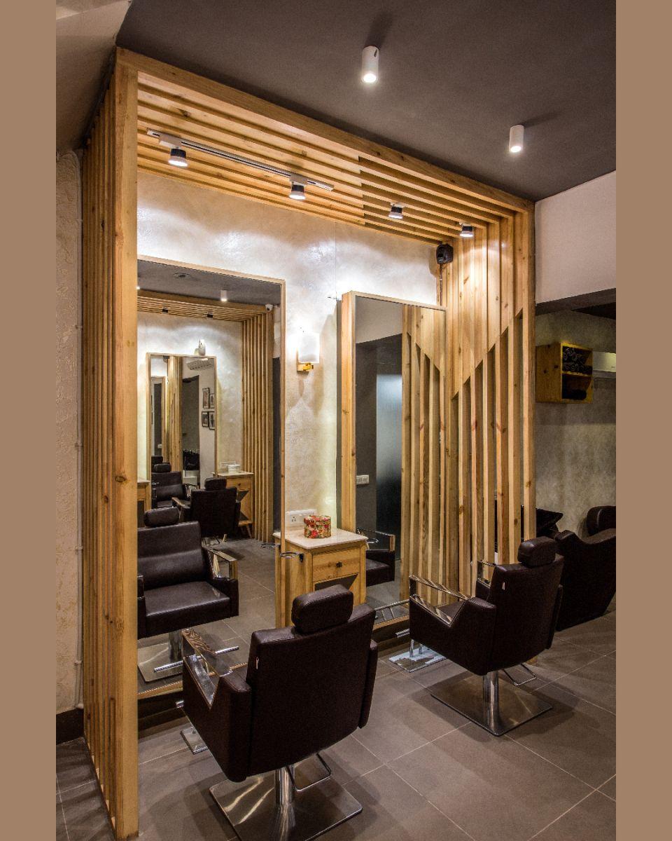 Meenakshi Dutt Salon, at Chandigarh, by architecture aNew 3