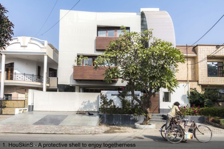 HOUSKINS, at Ghaziabad, by Plan Loci 2