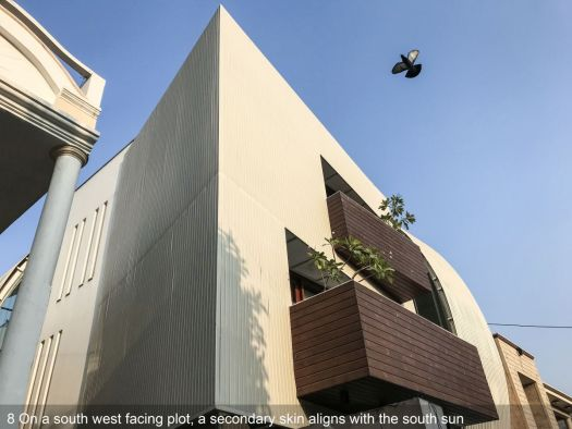 HOUSKINS, at Ghaziabad, by Plan Loci 34