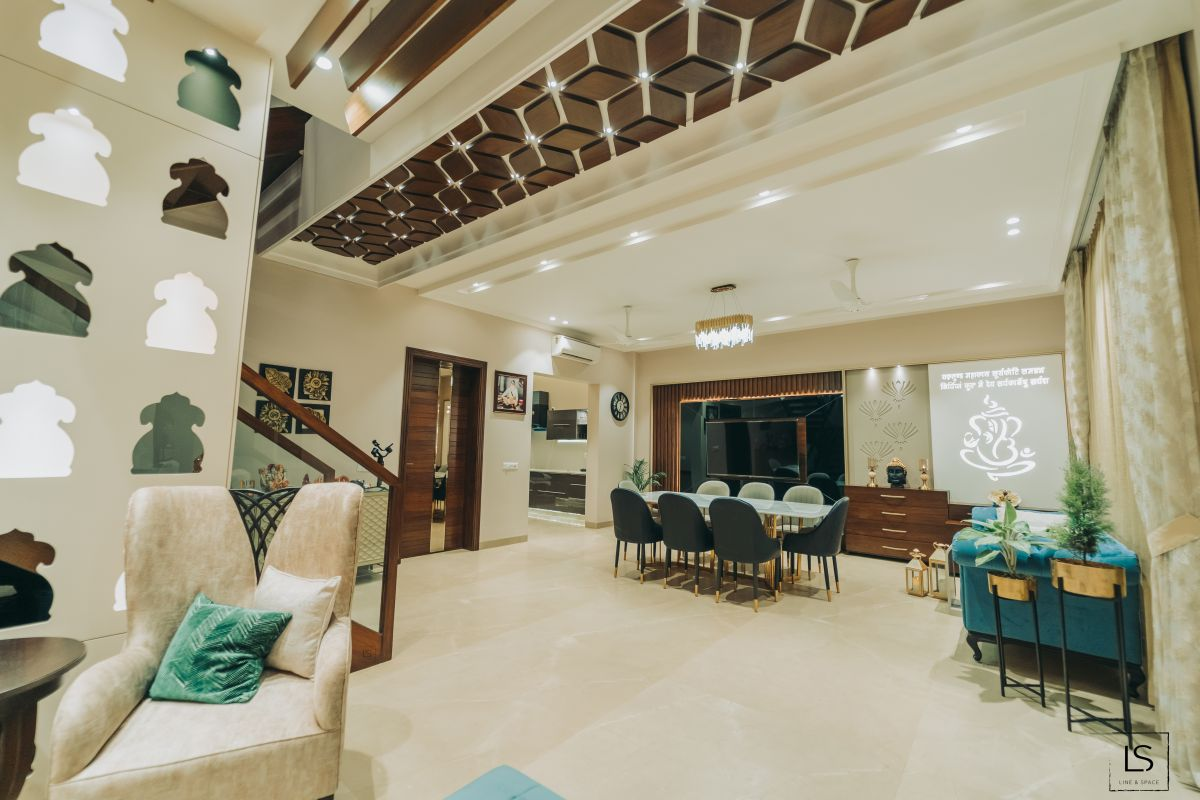 Abharna, at Dream city, Amritsar, Punjab, by Line and Space 3