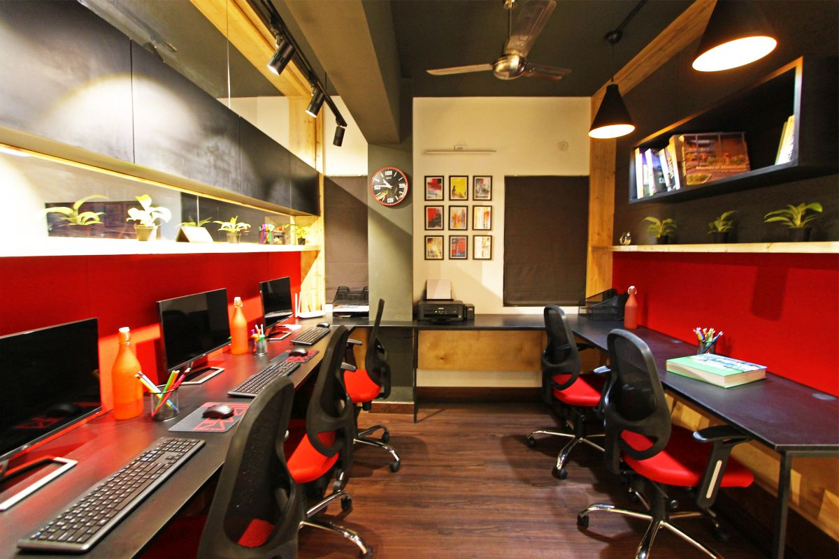 REDWALL STUDIO, at JP NAGAR, BENGALURU, by REDWALL DESIGN STUDIO