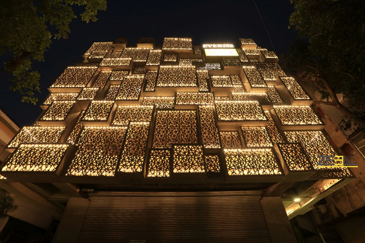Topsy Tury at Nagpur by Zeel Architects