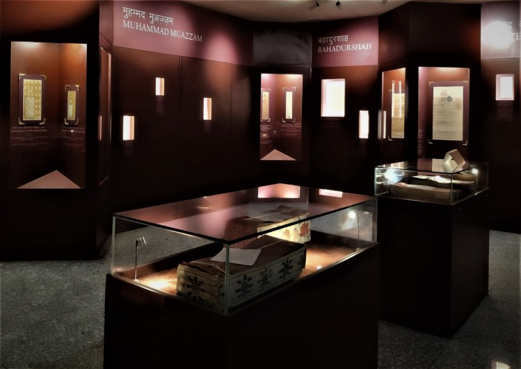 Display of Documents