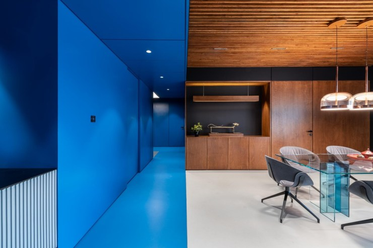 Blue Scoop Haus at Vile Parle, Mumbai, by DIG Architects 1