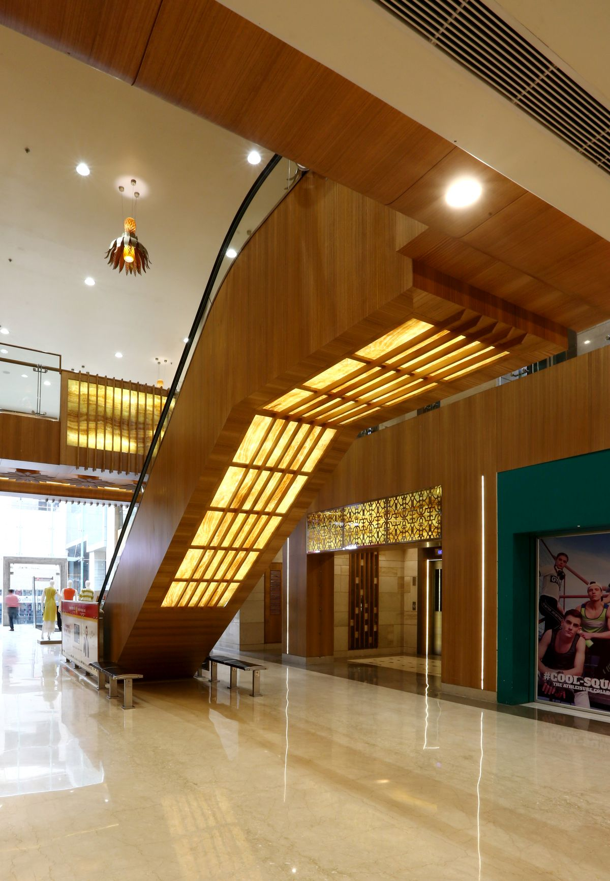 Unity One, at Rohini, New Delhi, India, by GPM Architects & Planners 3