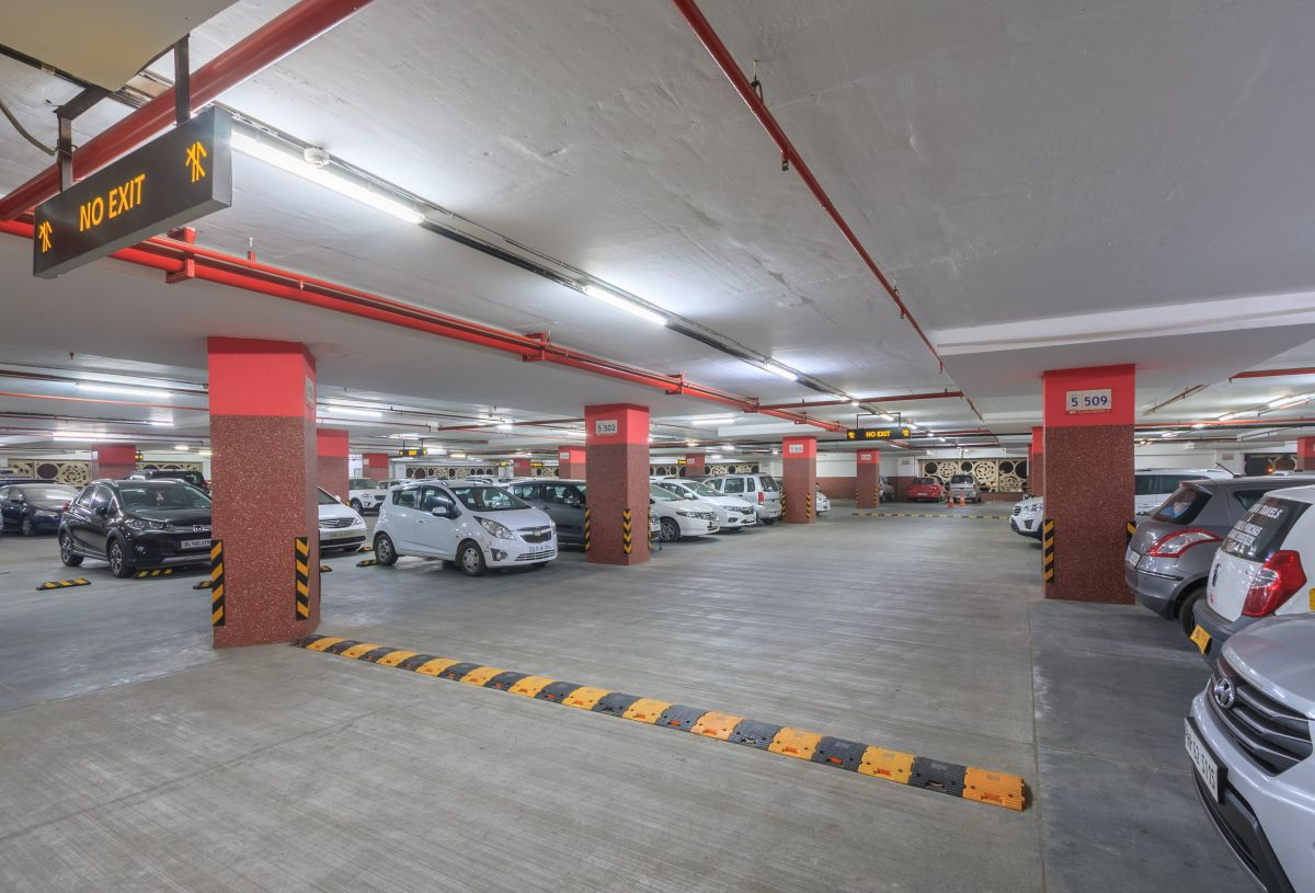 Unity One, at Rohini, New Delhi, India, by GPM Architects & Planners 28