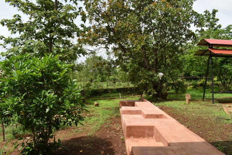 The Interactive Steps, at Karjat, Maharashtra, by architecture INNATE 1