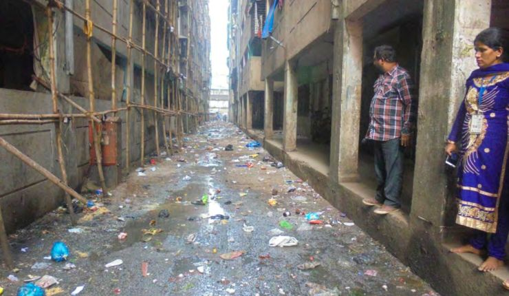 Can Waste Bring Communities Living in High Density Vertical Slums Together?-A Photostory by Bhawna Jaimini and Natasha Sharma 8
