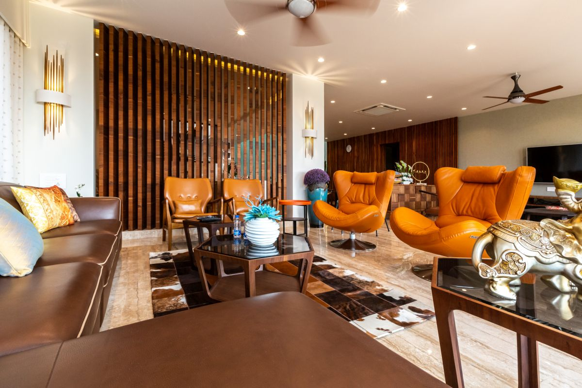 Jagtap Residence at Pune by Designers Group 3