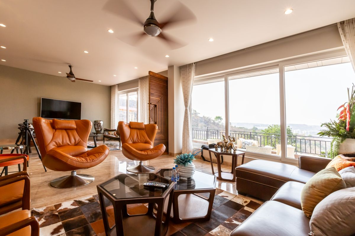 Jagtap Residence at Pune by Designers Group 1