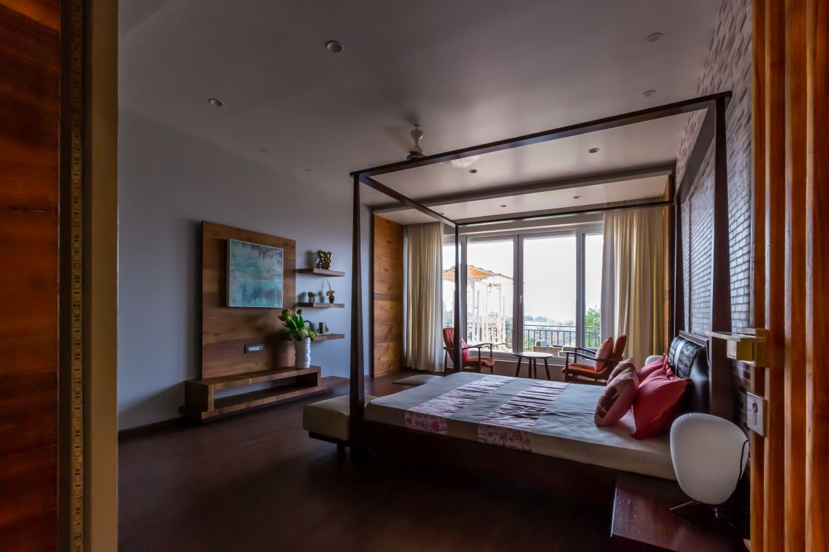 Jagtap Residence at Pune by Designers Group 27