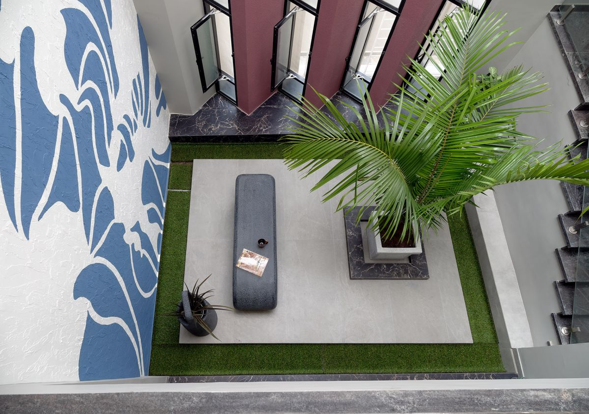 GHEI RESIDENCE at NANDED, MAHARASHTRA, by 4TH AXIS DESIGN STUDIO 20