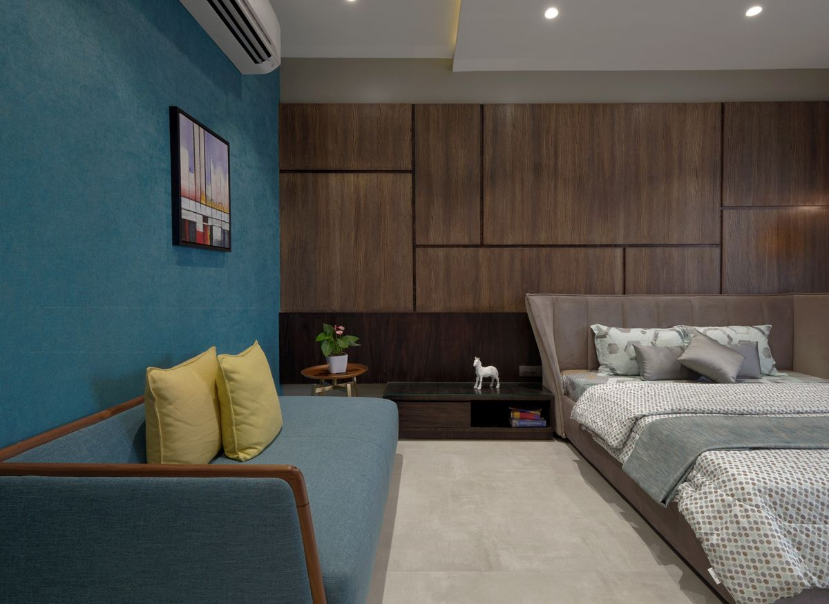 GHEI RESIDENCE at NANDED, MAHARASHTRA, by 4TH AXIS DESIGN STUDIO 32
