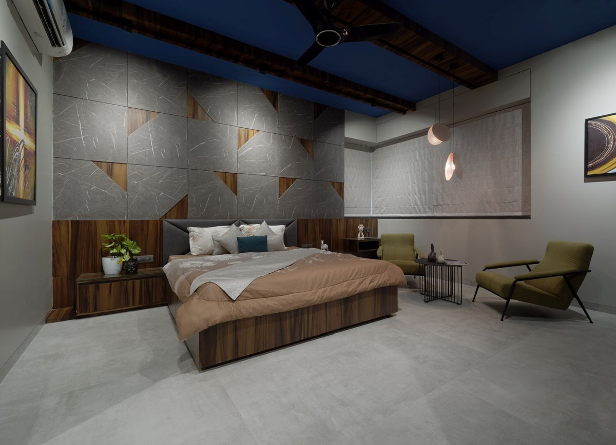 GHEI RESIDENCE at NANDED, MAHARASHTRA, by 4TH AXIS DESIGN STUDIO 50
