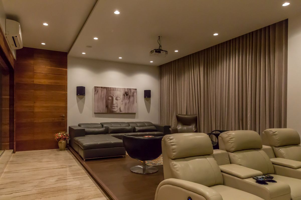 Jagtap Residence at Pune by Designers Group 33