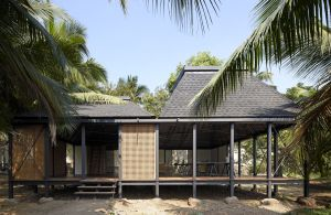 Mumbai Artist Retreat, at Alibag, by Architecture BRIO