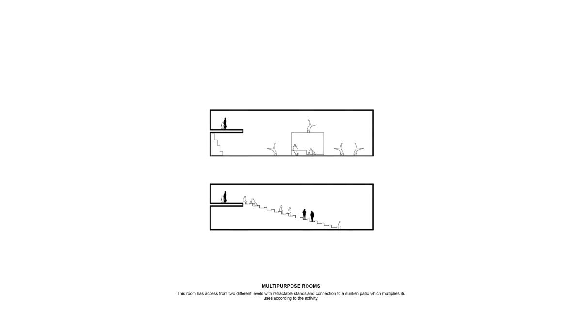 WINNING PROPOSAL FOR THE NEW SANTIAGO'S MUSEUM (NuMu), at Santiago, Chile, by Claudio C. Araya 28