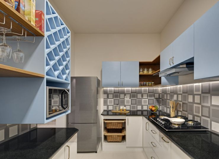 Highly Modern Space designed at Park Street Bangalore, by Signa Design 6