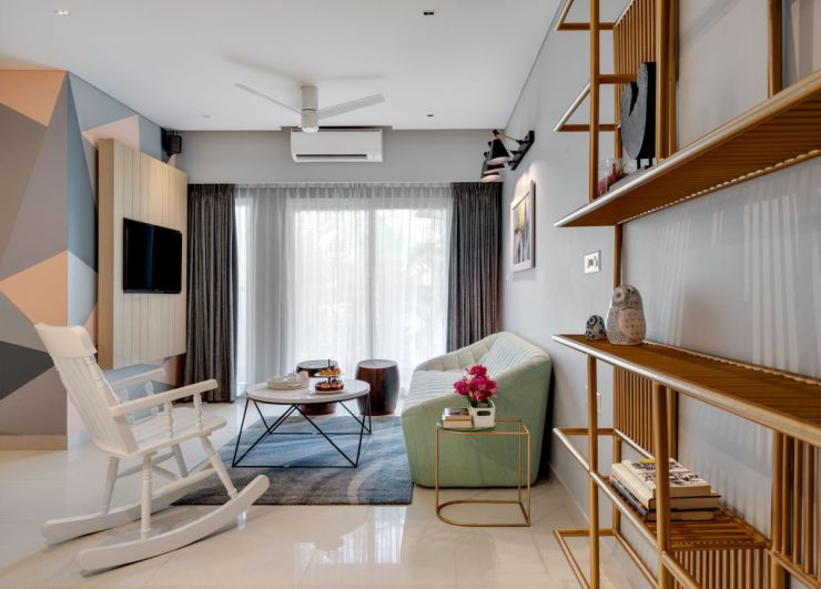 Highly Modern Space designed at Park Street Bangalore, by Signa Design 4