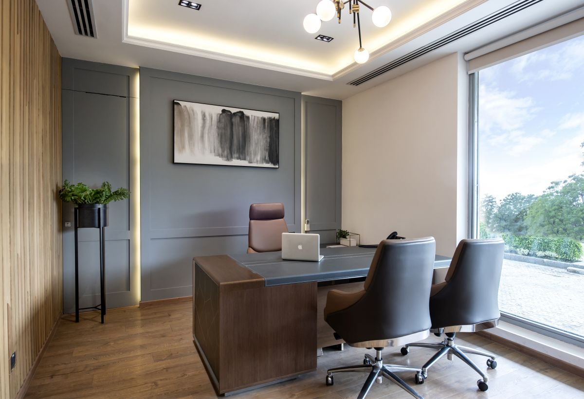 High-End Hospitality Corporate Office, at India, by Parag Singal Architects 16