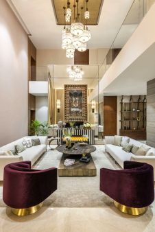 Mr. Ajay Aggarwal_s residential project by Azure Interiors (10)