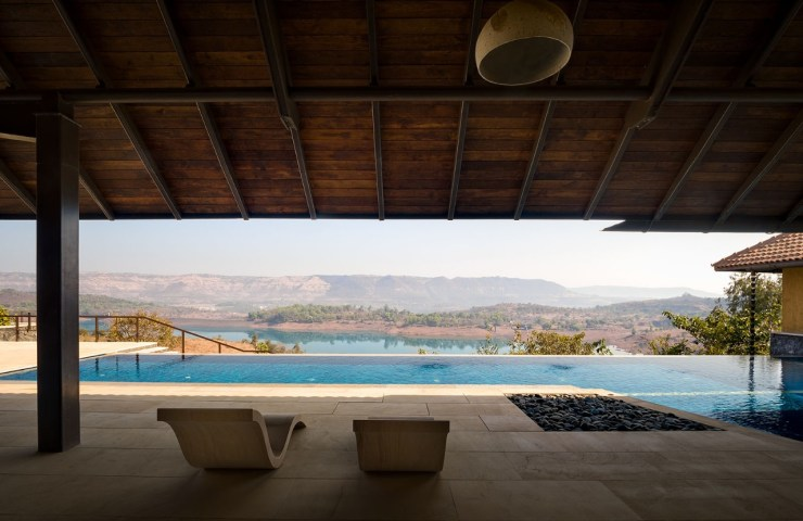 House at Panshet, Pune, by _Opolis Architects 5