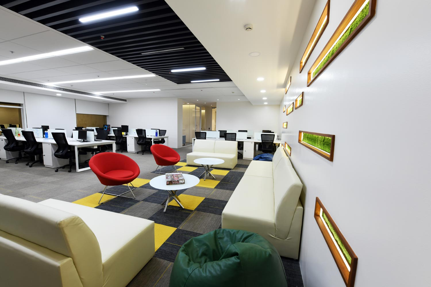 Turnkey Project Management & Interior Design Agency in Pune, Mumbai, Nashik & Ahmedabad by Studiodna