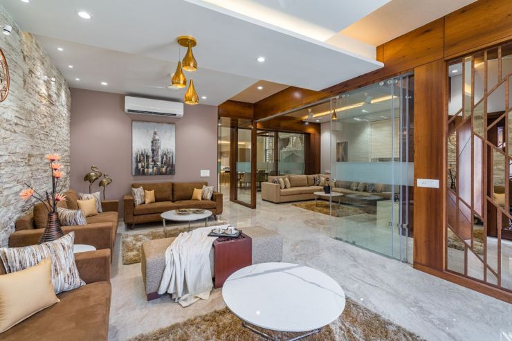 The Shaded House, at Ahmedabad, by Shayona Consultant 26
