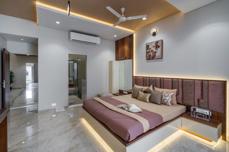 The Shaded House, at Ahmedabad, by Shayona Consultant 20
