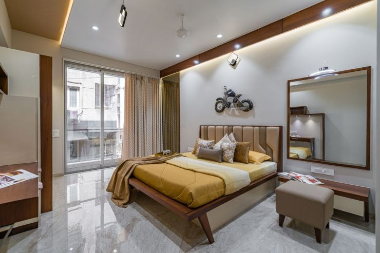 The Shaded House, at Ahmedabad, by Shayona Consultant 22