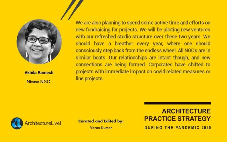 Re-emergence of Architectural Practice in India from the Pandemic 2020 9