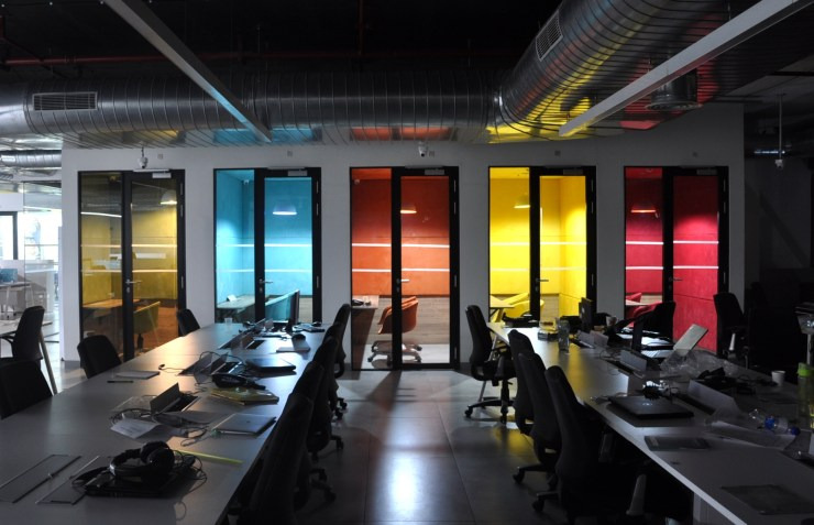 DAFFODIL SOFTWARE, at GURUGRAM, HARYANA, by HORIZON DESIGN STUDIO 1
