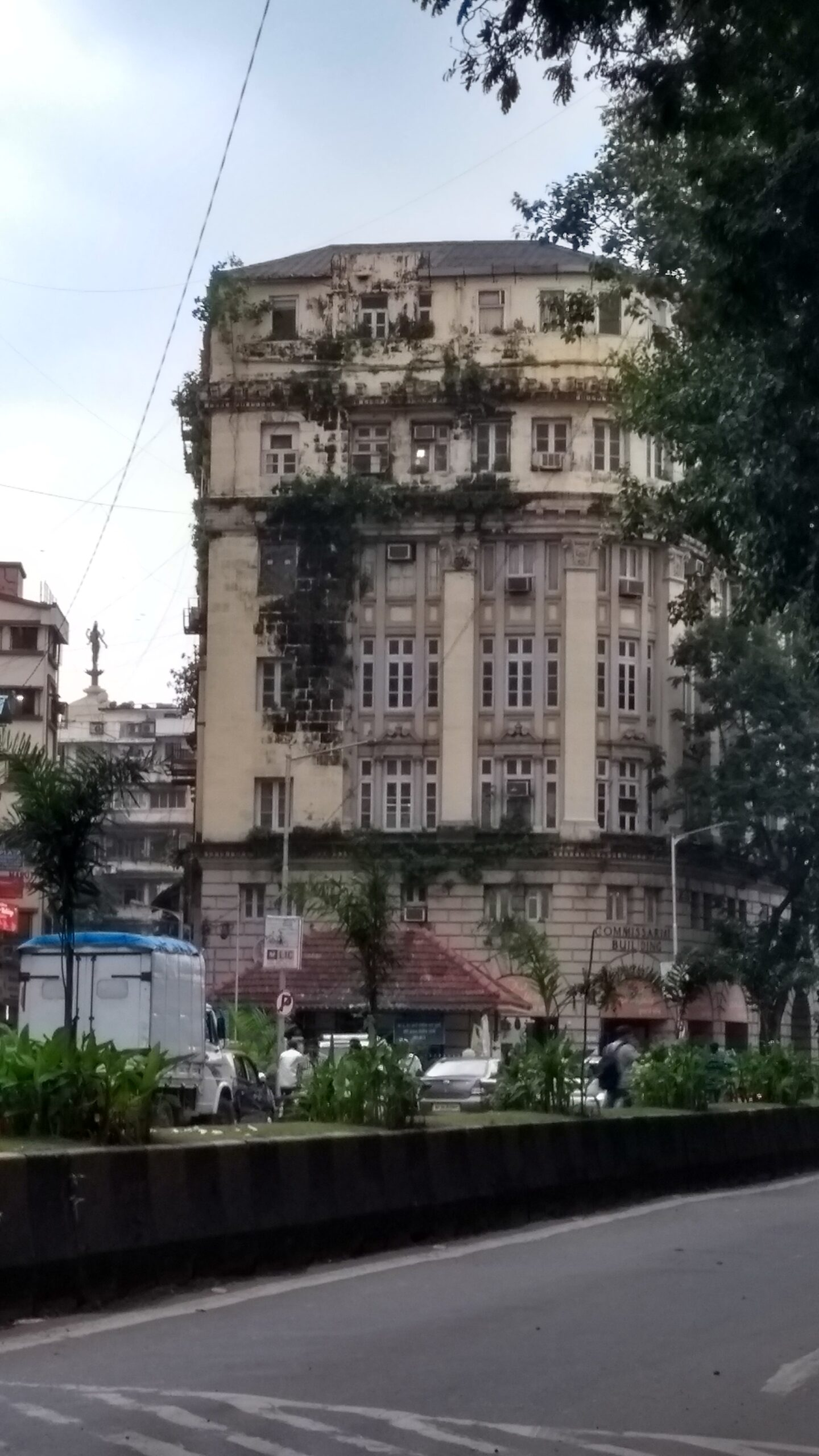 Conserving The Commissariat Building, DR DN Road, by Vikas Dilawari 3