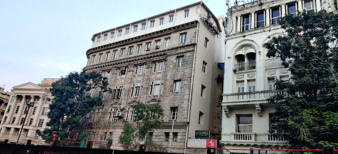 Conserving The Commissariat Building, DR DN Road, by Vikas Dilawari 17