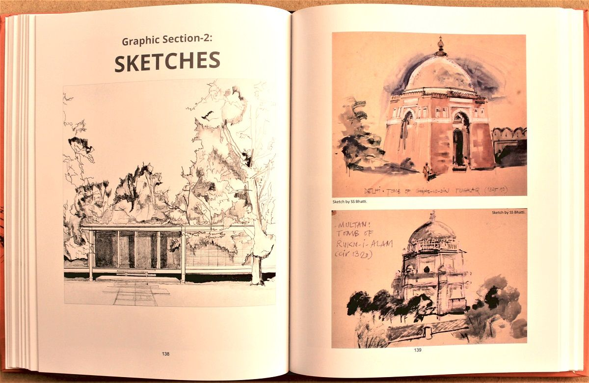 ARCHITECTURAL RENDERING: HAND-DRAWN PERSPECTIVES & SKETCHES - Book Review by Dr Pankaj Chhabra 14